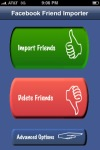 Facebook-Friend-Importer-iphone